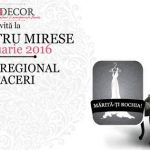 Targ pentru mirese – Timisoara / 8 – 10 Ianuare 2016